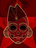 Russian Skull by someofthathomegrown