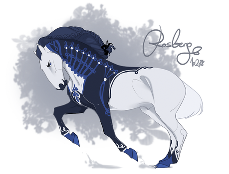 10288 Rosberg by NorthEast-Stables