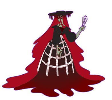 Bloodstone The Executioner by Howlie-z
