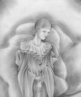 Pierrot VI by Nyxity