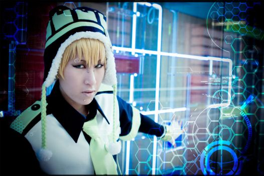 Dramatical Murder: Noiz by Cateography