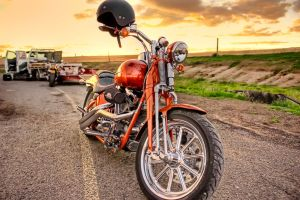 Screaming Eagle Harley HDR by seccy