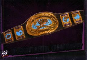 WWE INTERCONTINENTAL by imranbecks