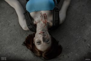 Jill Valentine - Last Escape 9 by Narga-Lifestream