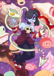 Skullgirls Squigly by Lemna