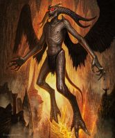 Reigning in hell by AlMaNeGrA