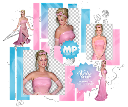 PACK PNG 1142| KATY PERRY. by MAGIC-PNGS