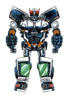Moviefied G1 Prowl by Jochimus
