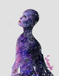 The Universe by Anamika-xx3