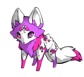 Fox Adopt 1 Auction (Open) by SweetChaosDreamer