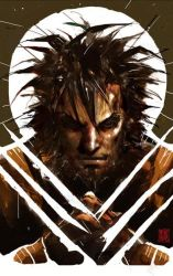 Wolverine by MelikeAcar