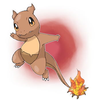 Charmander Hot Mace form by Vi-Cas