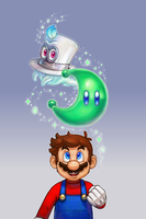 Super Mario Odyssey! by do-mi-sol-NO