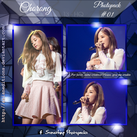+CHORONG | Photopack #01 by AsianEditions