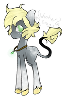 PC: Winter Gray for Kyuremgirl by Pl-e-a-s-e