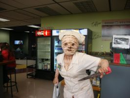 Silent Hill Nurse Cosplay by 6SeaCat9