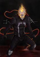 GhostRider by SaifuddinDayana