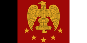 Flag of the Roman Oligarchy by PrussianInk