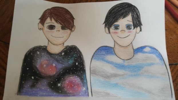 Dan and Phil (bleh idk) by straycatstrut442399