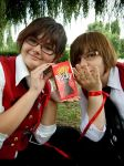 Pocky XD by excence
