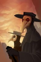 Plague Doctors by AnonimAlexis