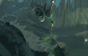 King Toad by ZeroCartin