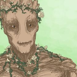 I Am Groot by Seamonkey-Sama
