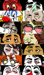 eyes meme by triple65forkedtongue