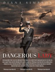 Danger lady poster2 by Eric-Felix