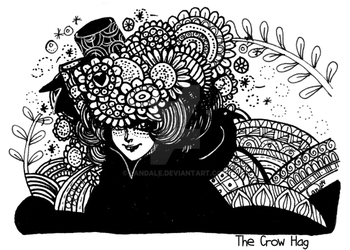 The Crow Hag by Landale