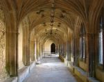 Underwater cloisters by BricksandStones
