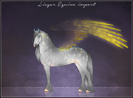 Lisqar Equine - Friesian import by Minthiy