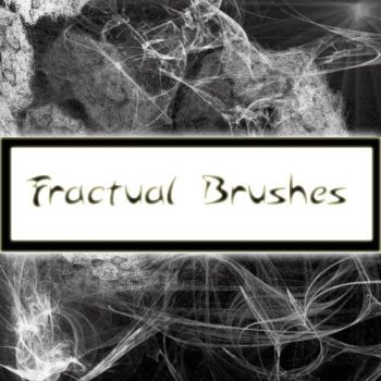 Fractal Brushes by Caitie14