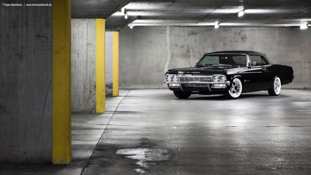 1965 Chevrolet Impala Convertible - Shot 9 by AmericanMuscle