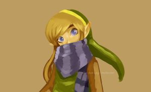 Isn't that Ravio's scarf, Link? by Kim-SukLey