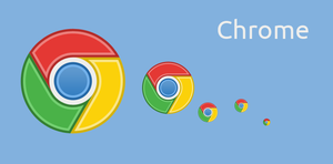 Chrome Tango Icon Actual by alexiy777