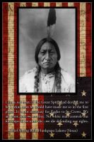 AMERICAN Legend Sitting Bull by SaintIscariot
