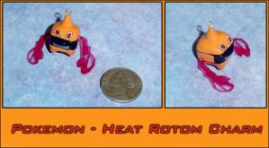 Pokemon - Heat Rotom Charm