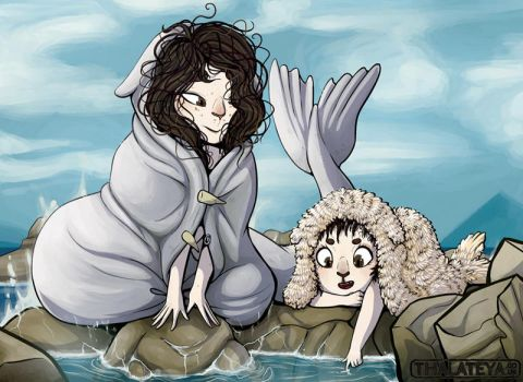 Selkies by Thalateya