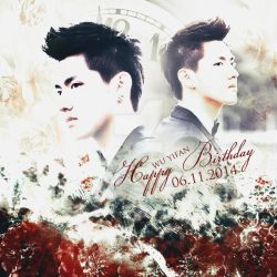 Kris-bday by autumnxiaolu
