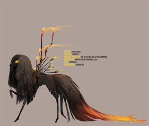 Draw+Write To Adopt: Brushfire by Esk-Masterlist
