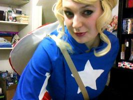 Captain America Preview! by missmarzo