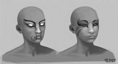 Face concepts! by breakbot