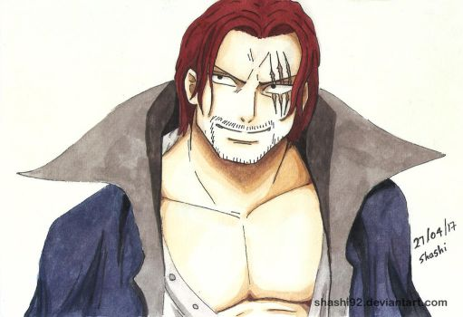 Shanks by Shashi92