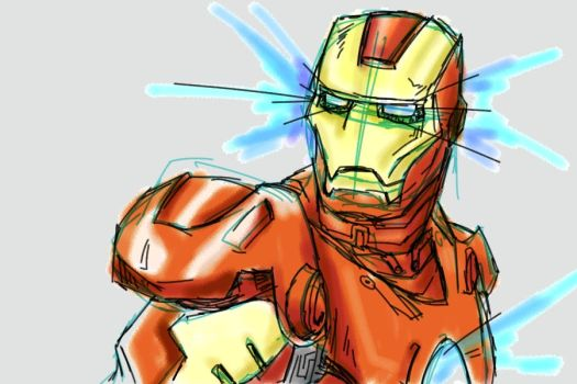 Iron Man Colors by Ozzirius