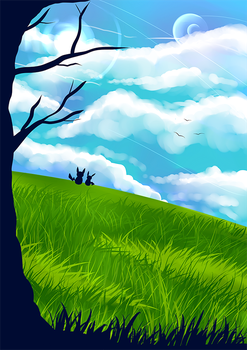Background Practice by CraigWM