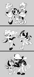 Bendy And The Quest For Girls by thegreatrouge