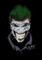 Joker by revility