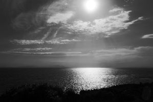 False Bay from Clarence Drive by AfricanObserver
