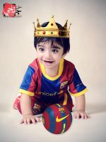 FCB  FAN by janahi-photography